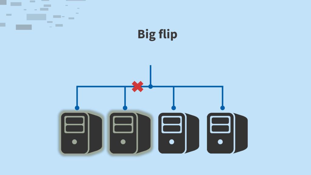 Big flip