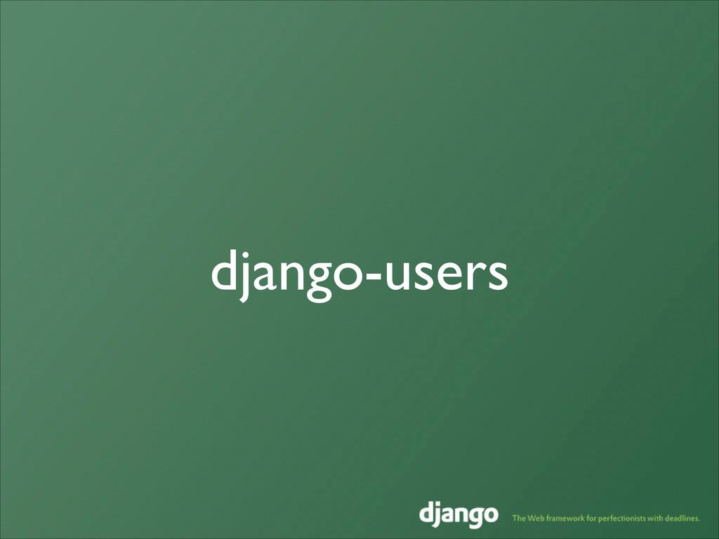 django-users