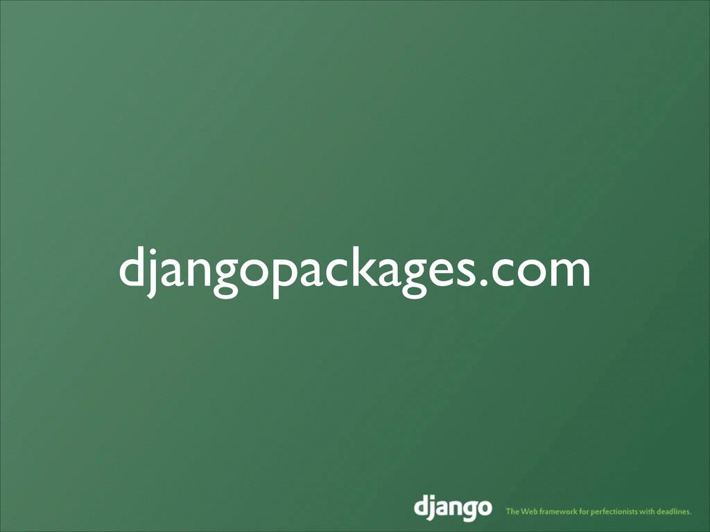 djangopackages.com