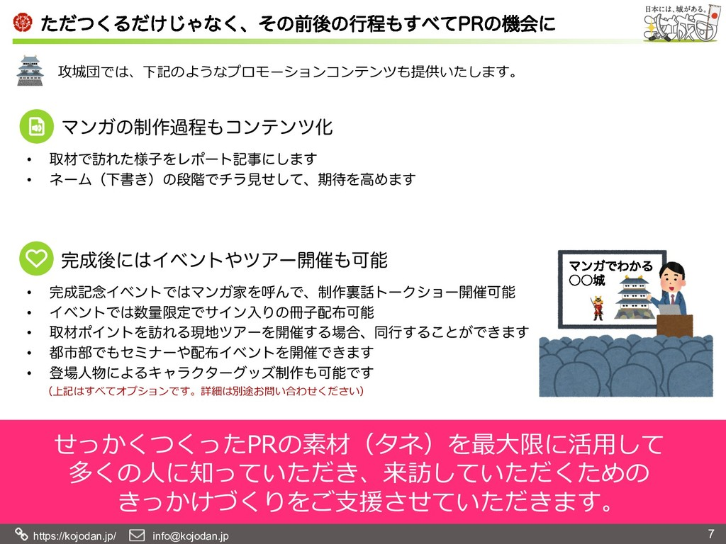https://kojodan.jp/  info@kojodan.jp 7 ͨͩͭ͘Δͩ...