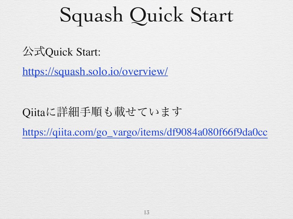 13 ެࣜQuick Start:  https://squash.solo.io/over...