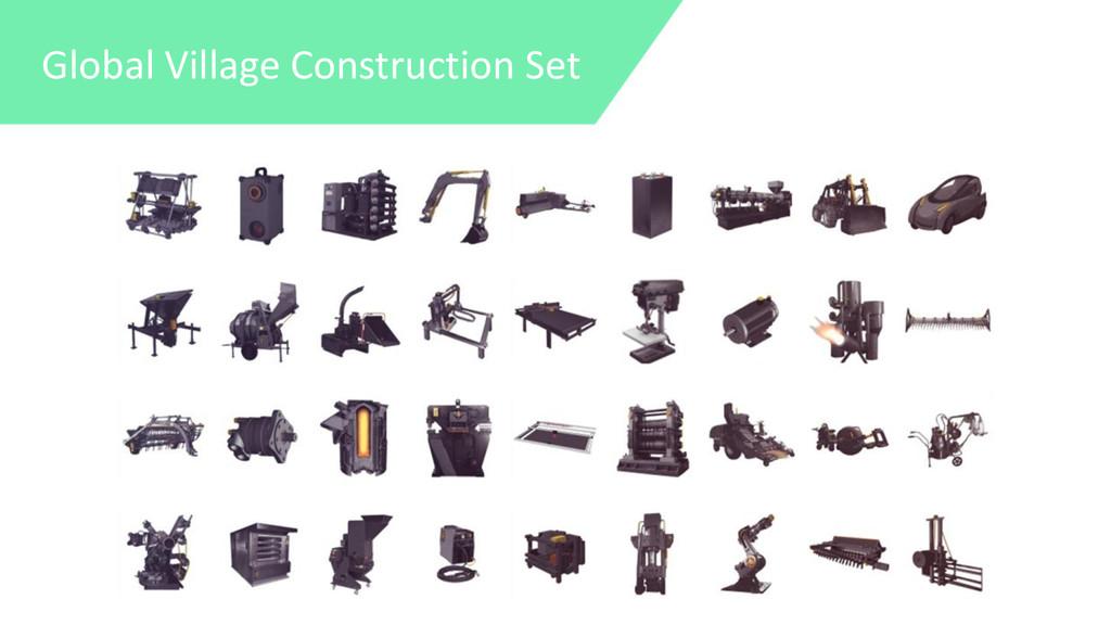 Global Village Construction Set