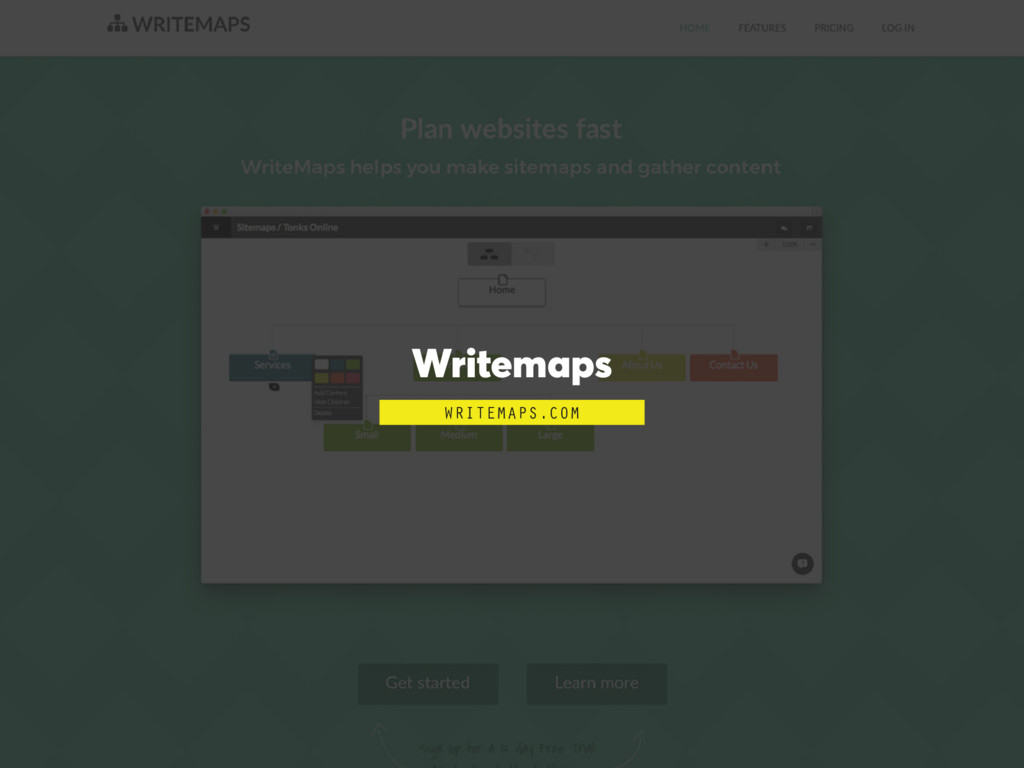 Writemaps WRITEMAPS.COM