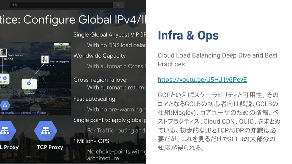 Infra & Ops Cloud Load Balancing Deep Dive and ...