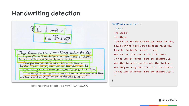 @PicardParis Web entity detection and image mat...