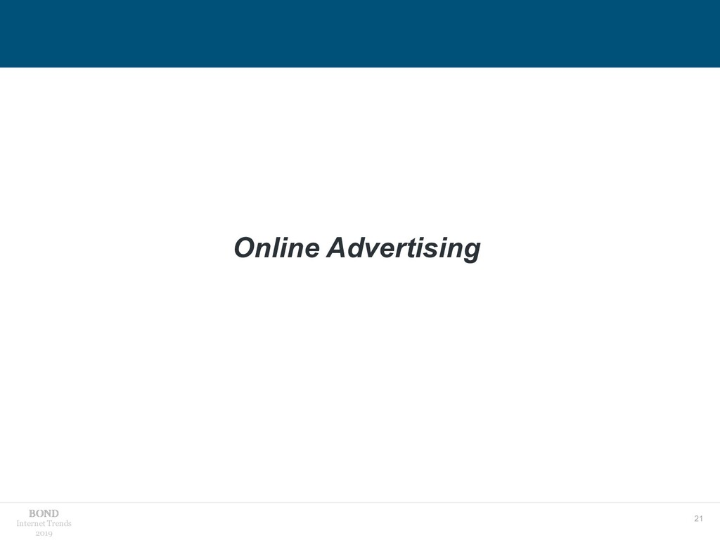 21 Internet Trends 2019 Online Advertising