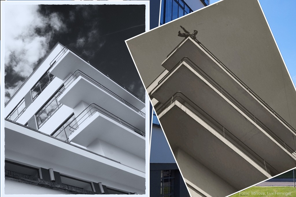 Bauhaus Dessau Fotos: MProve, Lux Feininger