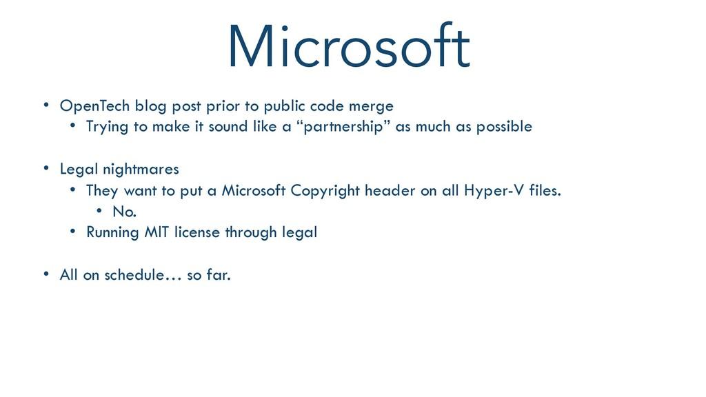 Microsoft THIS WEEK $9,073 98 Orders • OpenTech...