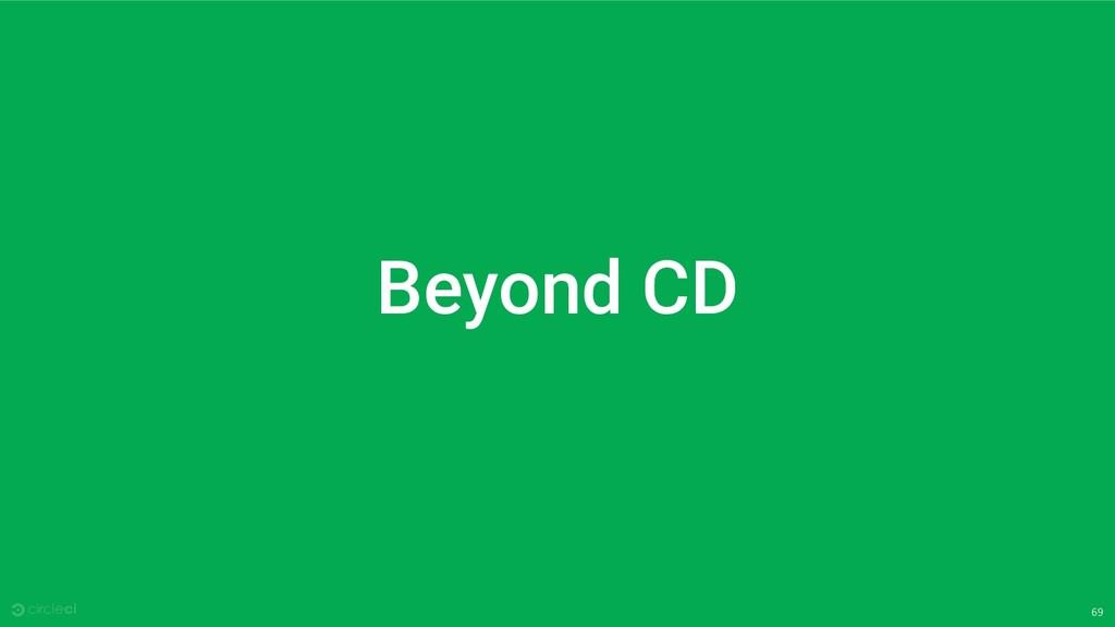 69 Beyond CD