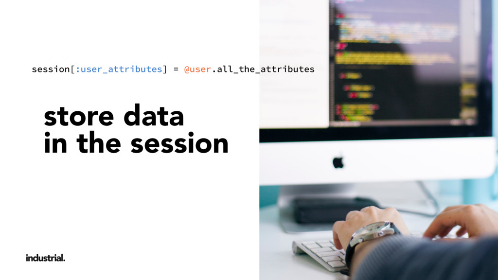 store data 