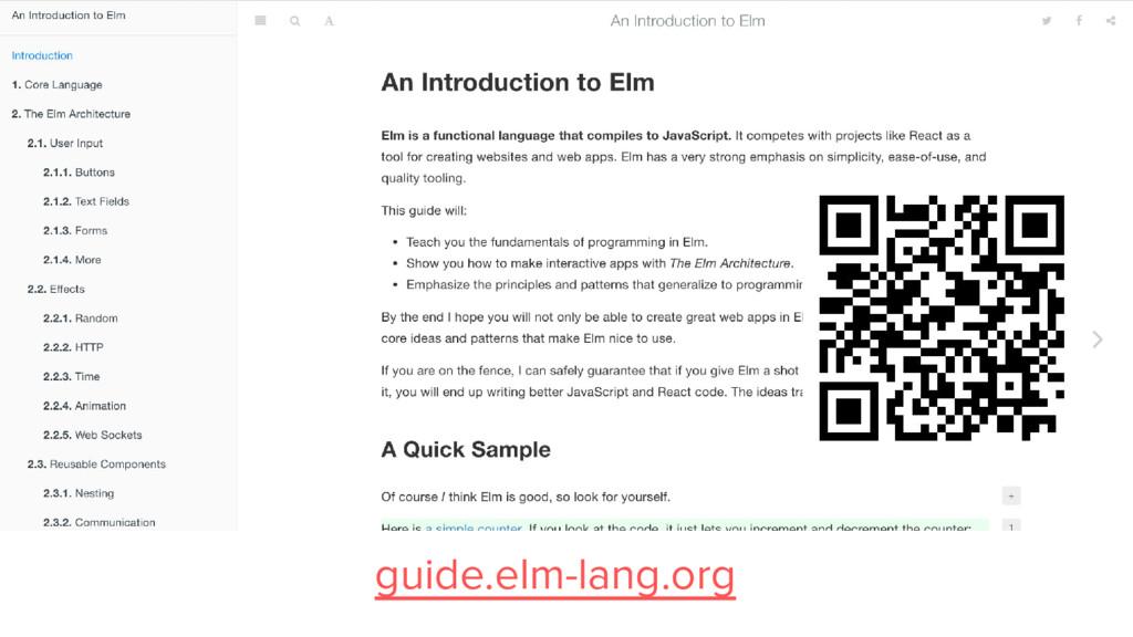 guide.elm-lang.org