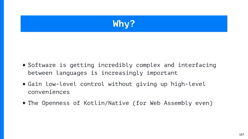 • Software is getting incredibly complex and in...