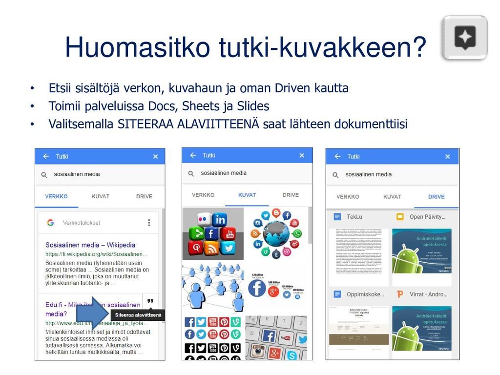 Google Slides -esitystyökalu www.freetech4teach...
