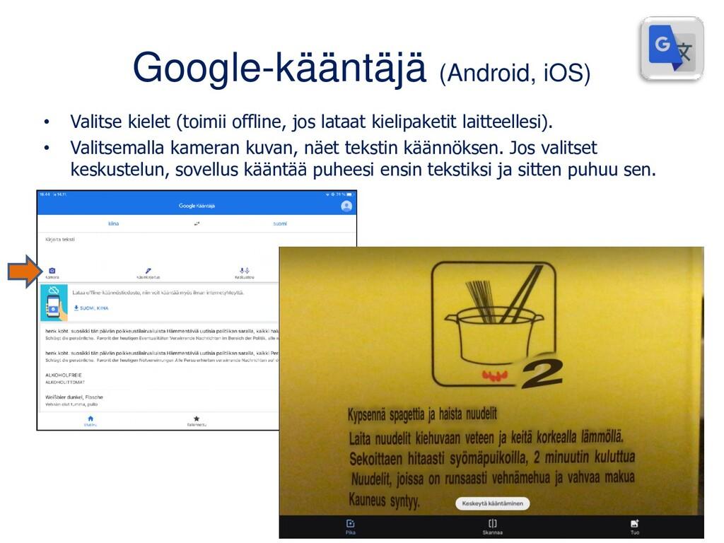 Googlen kuvahaku: images.google.fi • Hakutyökal...