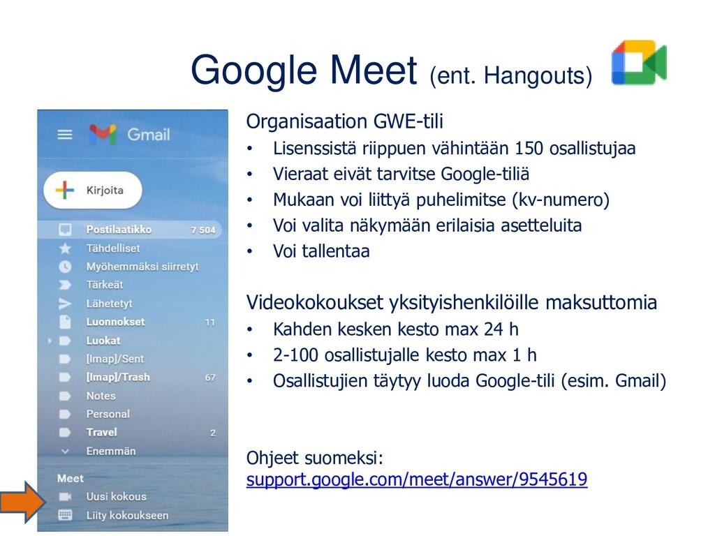 www.google.fi/alerts Palvelun avulla voi asetta...