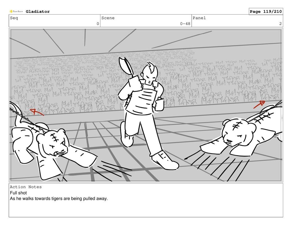 Seq 0 Scene 0-48 Panel 2 Action Notes Full shot...