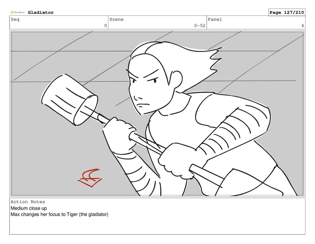 Seq 0 Scene 0-52 Panel 4 Action Notes Medium cl...