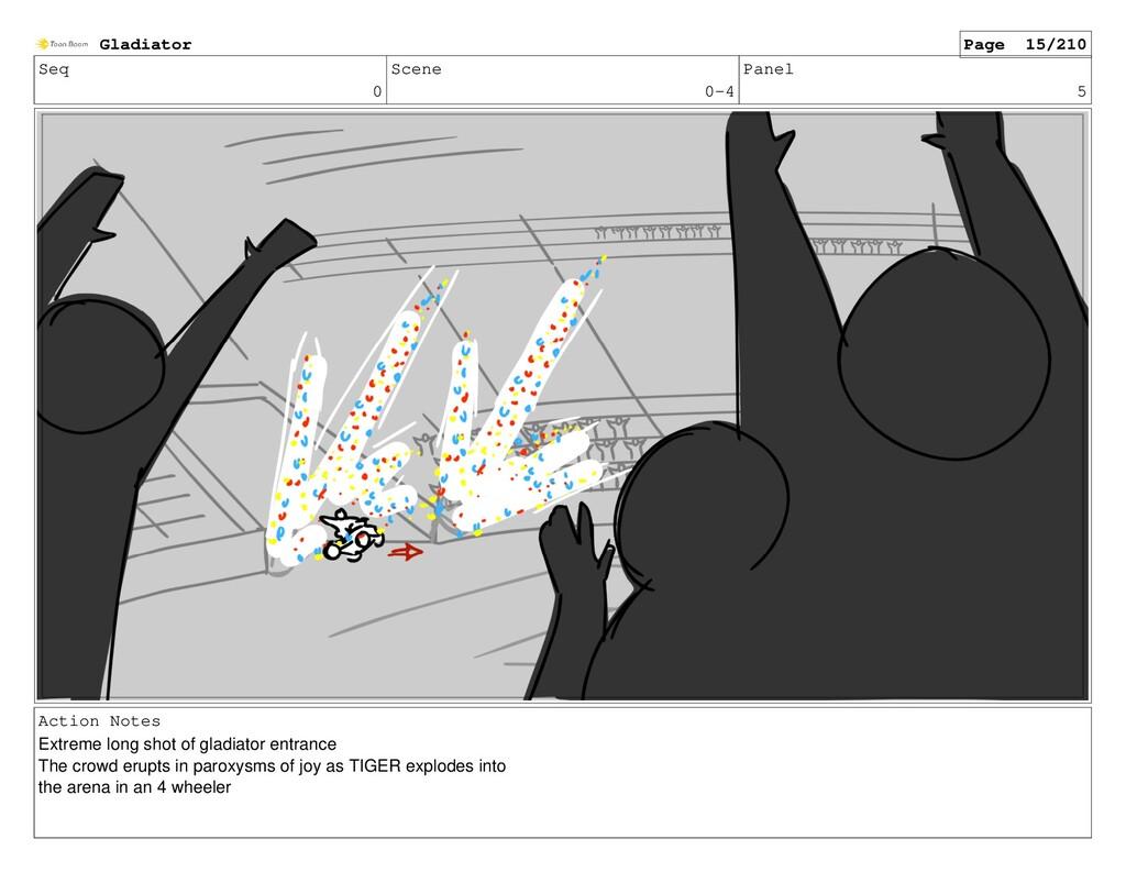 Seq 0 Scene 0-4 Panel 5 Action Notes Extreme lo...