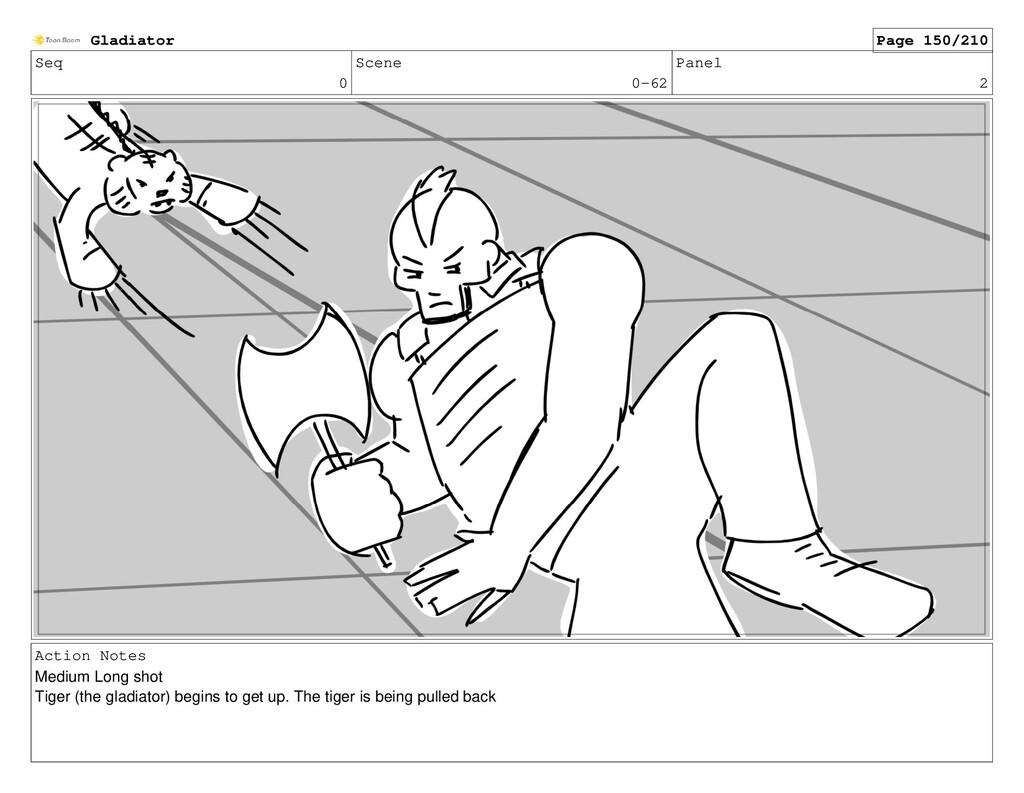 Seq 0 Scene 0-62 Panel 2 Action Notes Medium Lo...