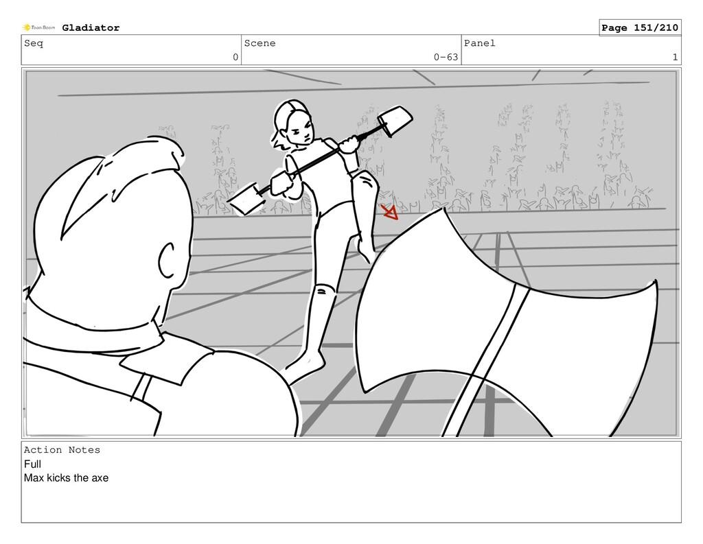 Seq 0 Scene 0-63 Panel 1 Action Notes Full Max ...