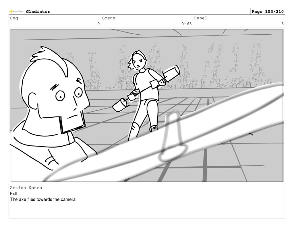 Seq 0 Scene 0-63 Panel 3 Action Notes Full The ...