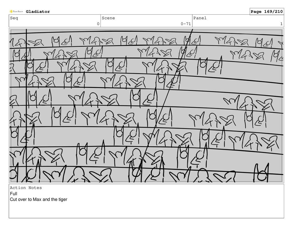 Seq 0 Scene 0-71 Panel 1 Action Notes Full Cut ...