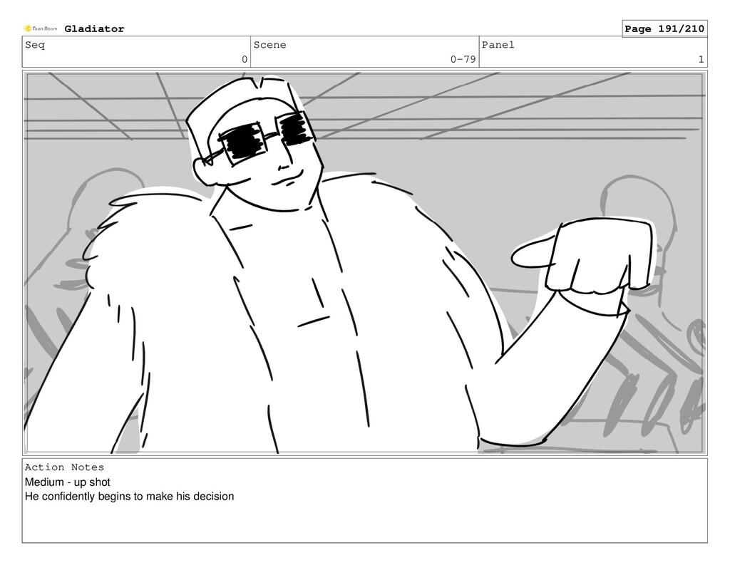 Seq 0 Scene 0-79 Panel 1 Action Notes Medium - ...