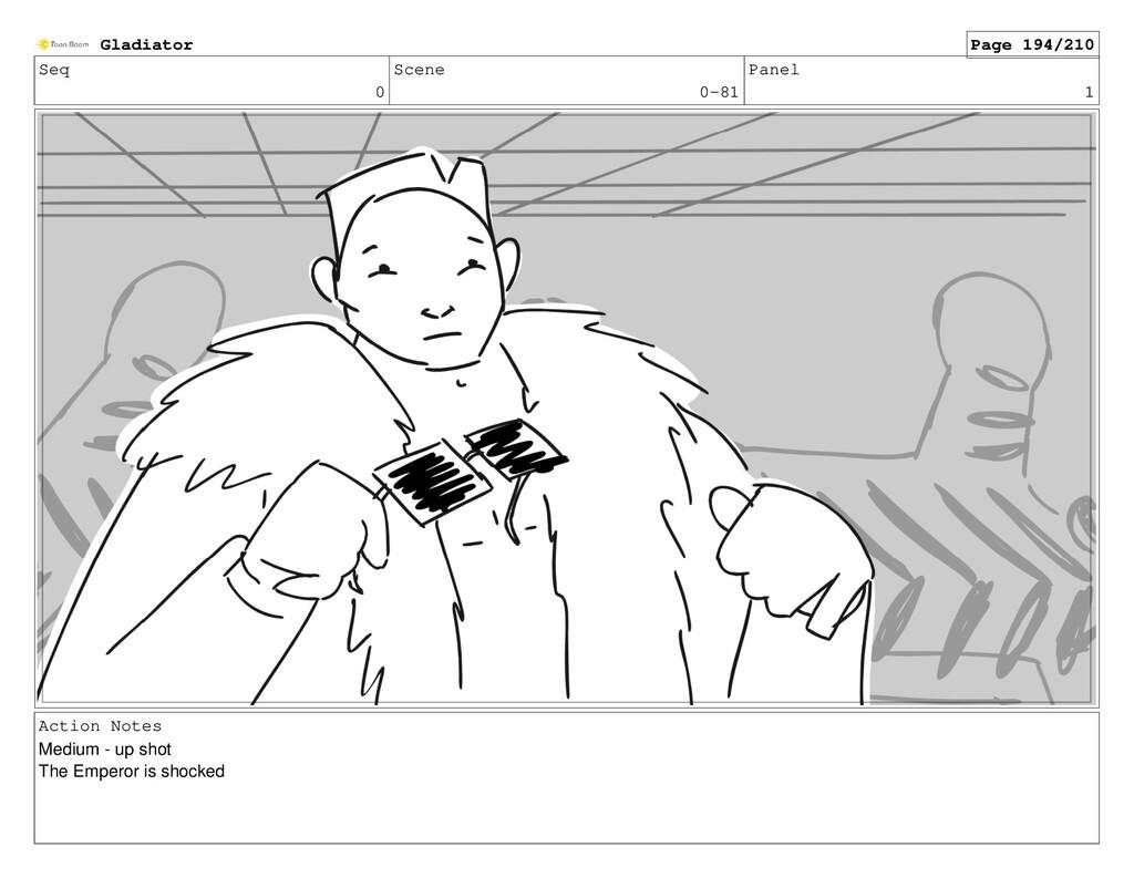 Seq 0 Scene 0-81 Panel 1 Action Notes Medium - ...