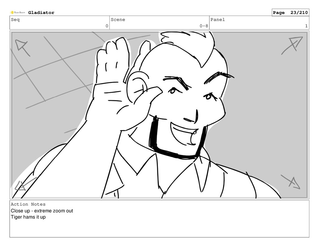 Seq 0 Scene 0-8 Panel 1 Action Notes Close up -...