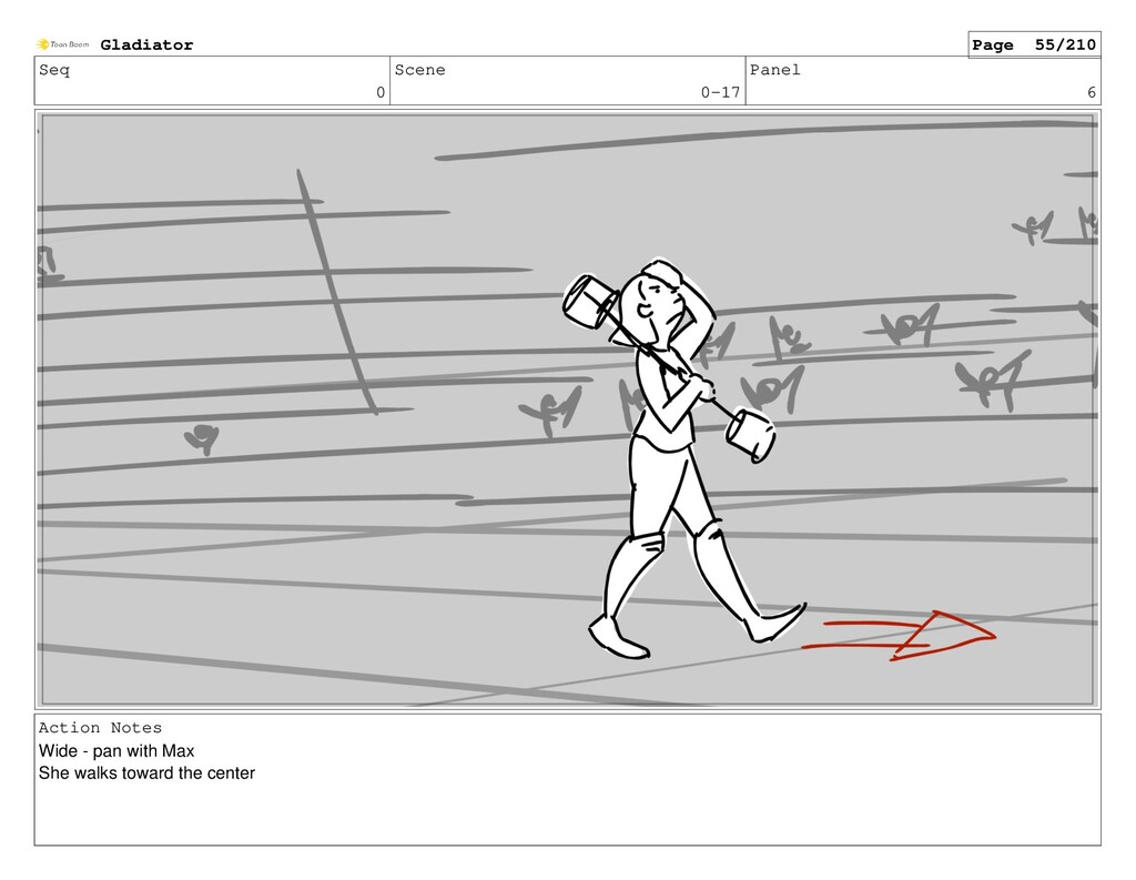 Seq 0 Scene 0-17 Panel 6 Action Notes Wide - pa...