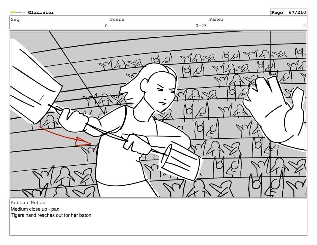 Seq 0 Scene 0-23 Panel 2 Action Notes Medium cl...
