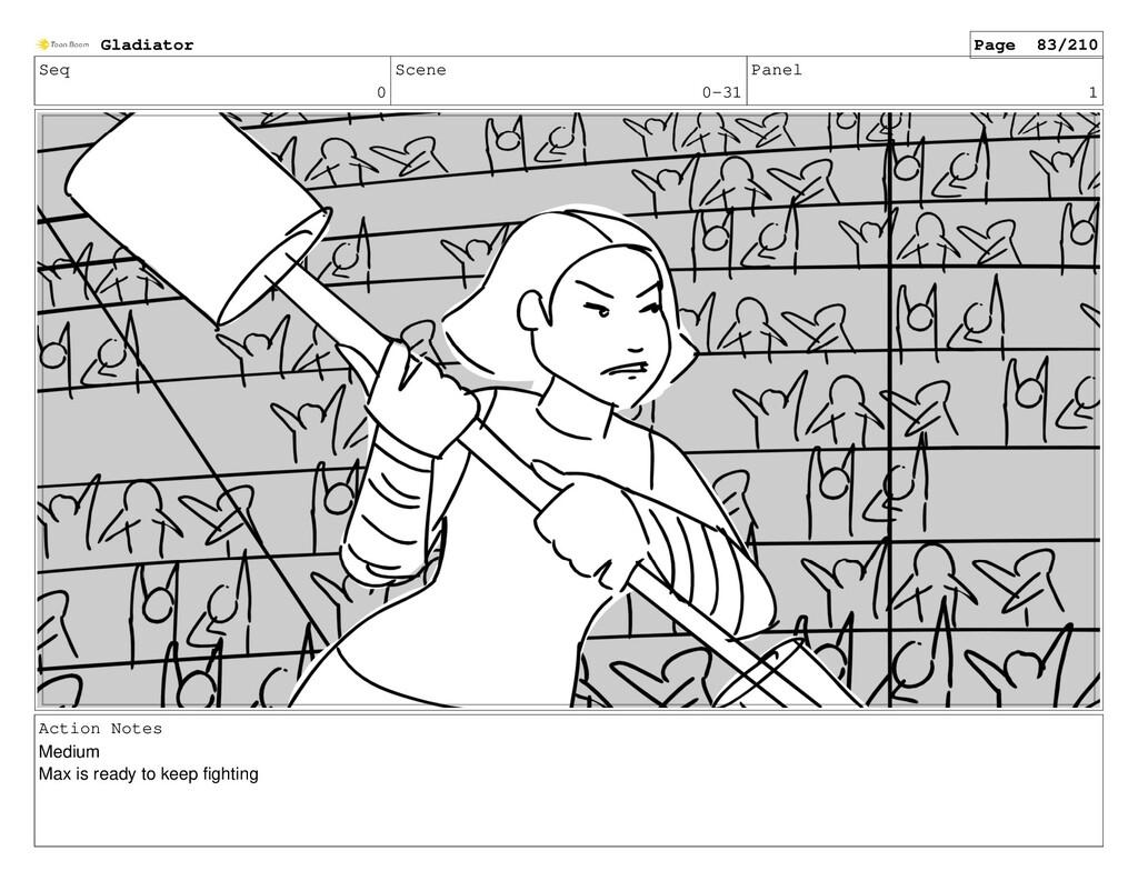 Seq 0 Scene 0-31 Panel 1 Action Notes Medium Ma...
