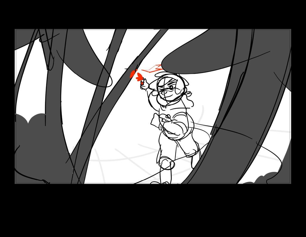 Scene 16 Duration 01:17 Panel 1 Duration 00:13