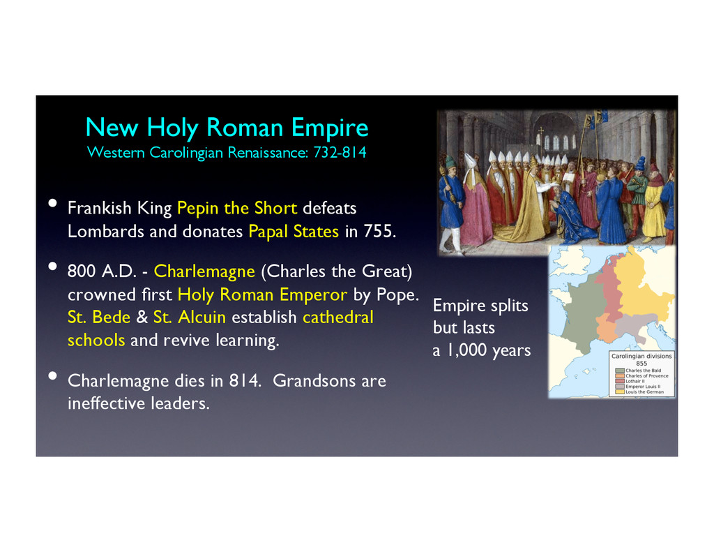 New Holy Roman Empire
