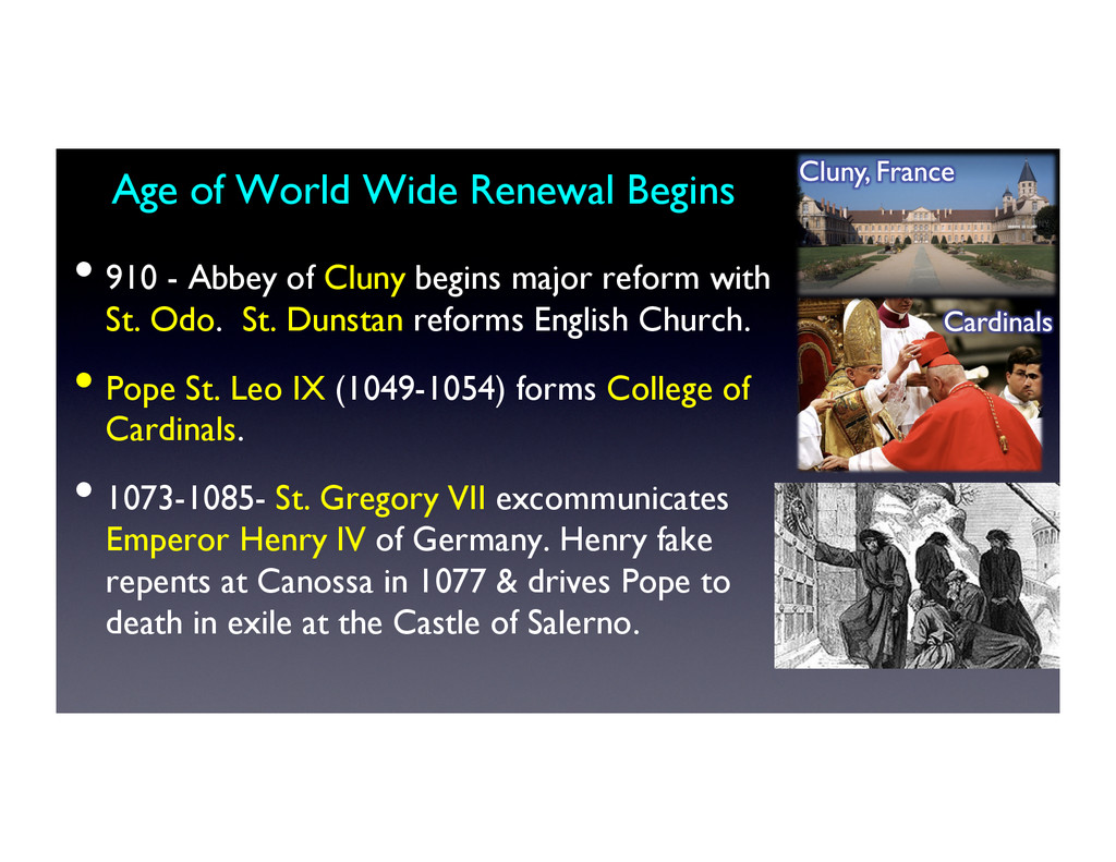 Age of World Wide Renewal Begins	 