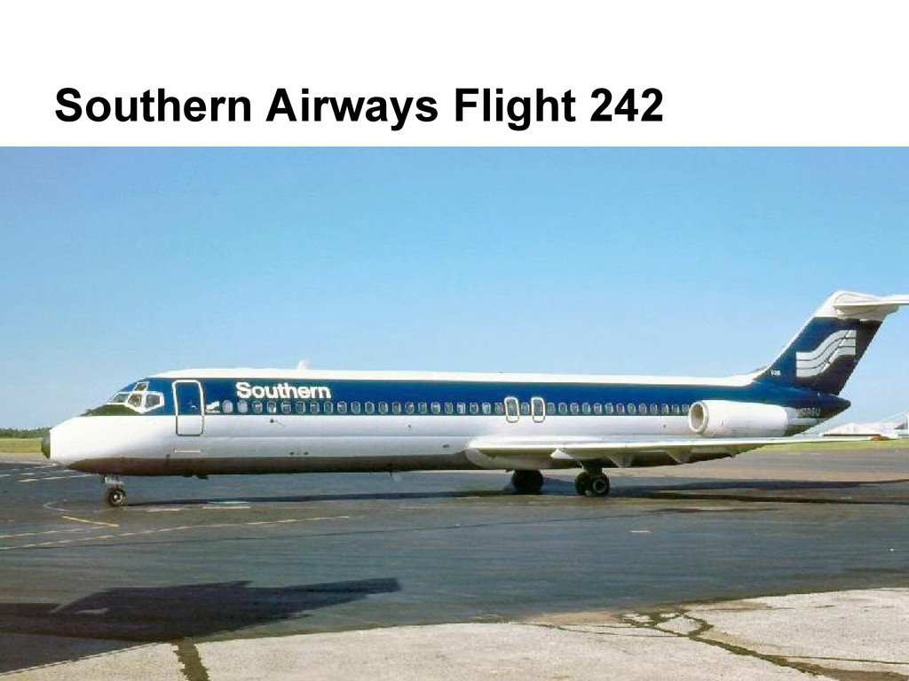 Southern Airways Flight 242