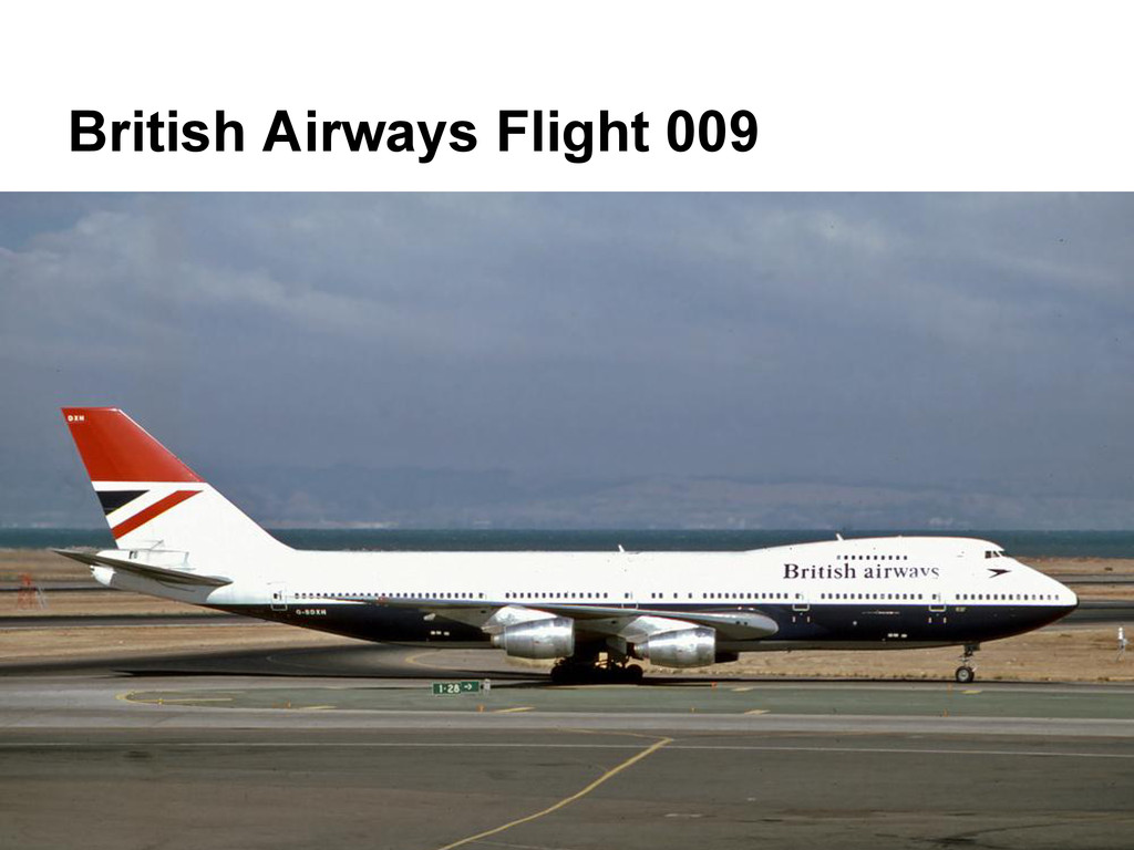 British Airways Flight 009