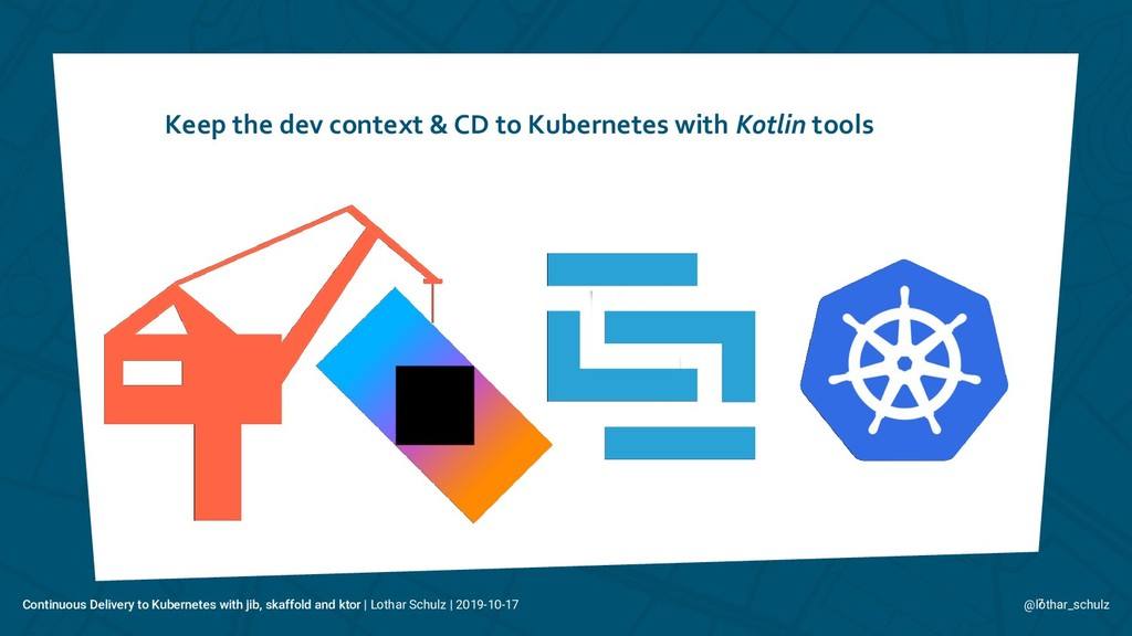 Keep the dev context & CD to Kubernetes with Ko...