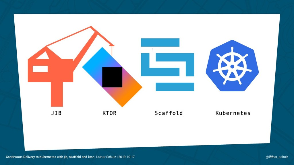10 Continuous Delivery to Kubernetes with jib, ...