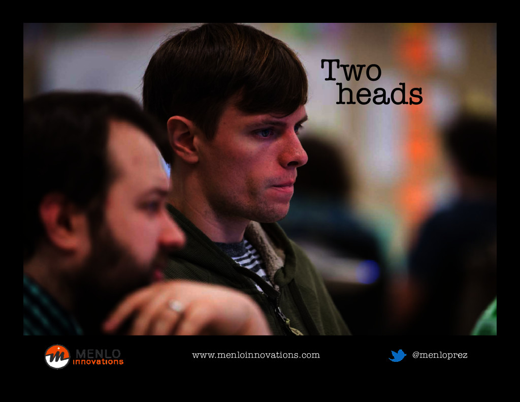 Two See teamwork Embrace Learning Two heads Lea...