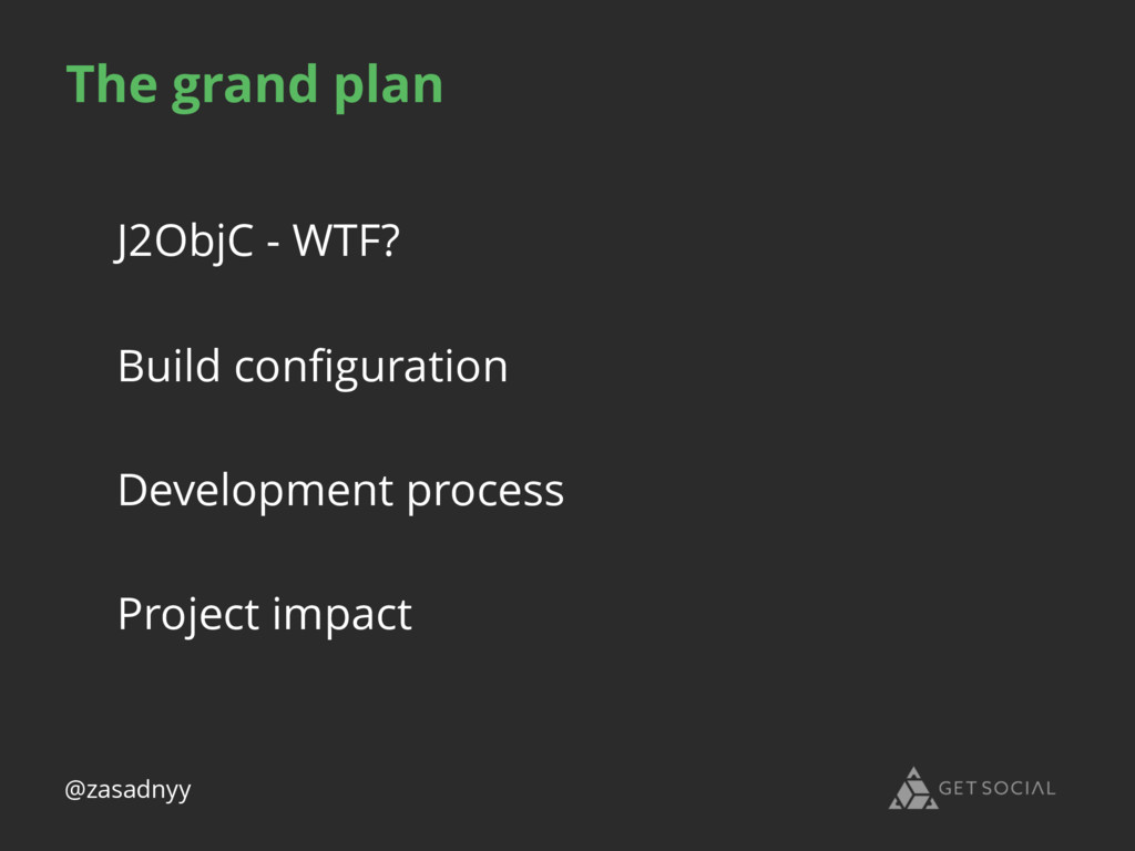 J2ObjC - WTF? Build configuration Development pr...
