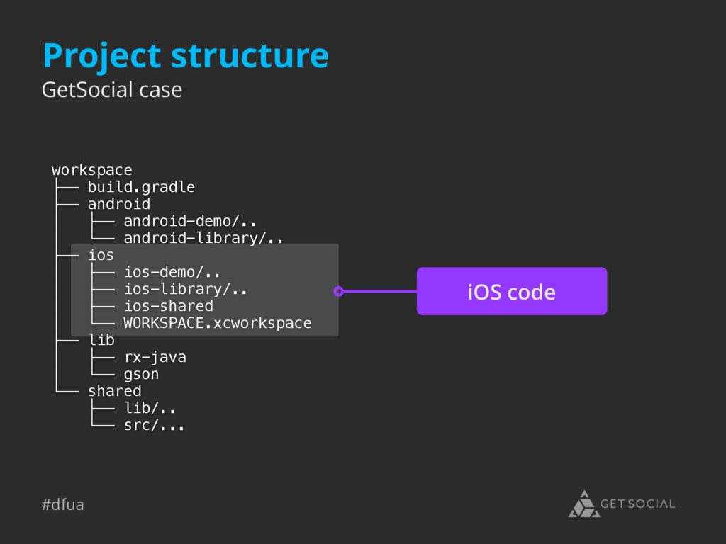 #dfua Project structure workspace ├── build.gra...