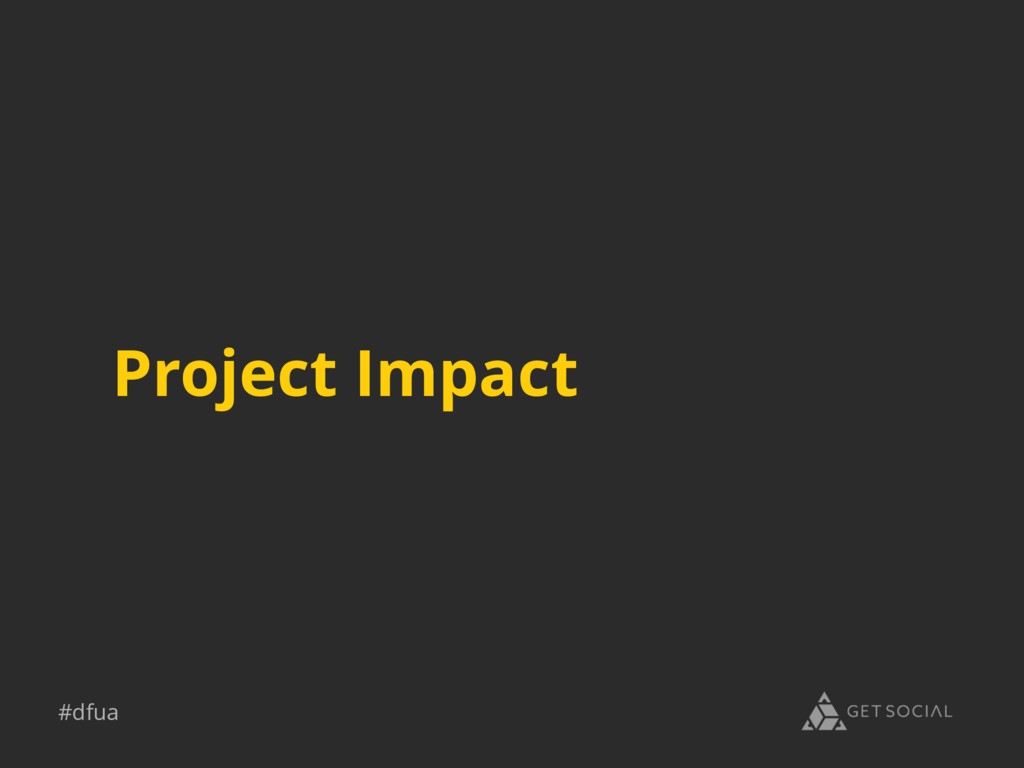 #dfua Project Impact