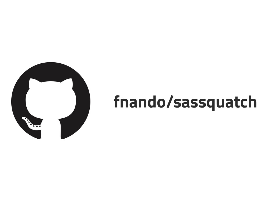 fnando/sassquatch