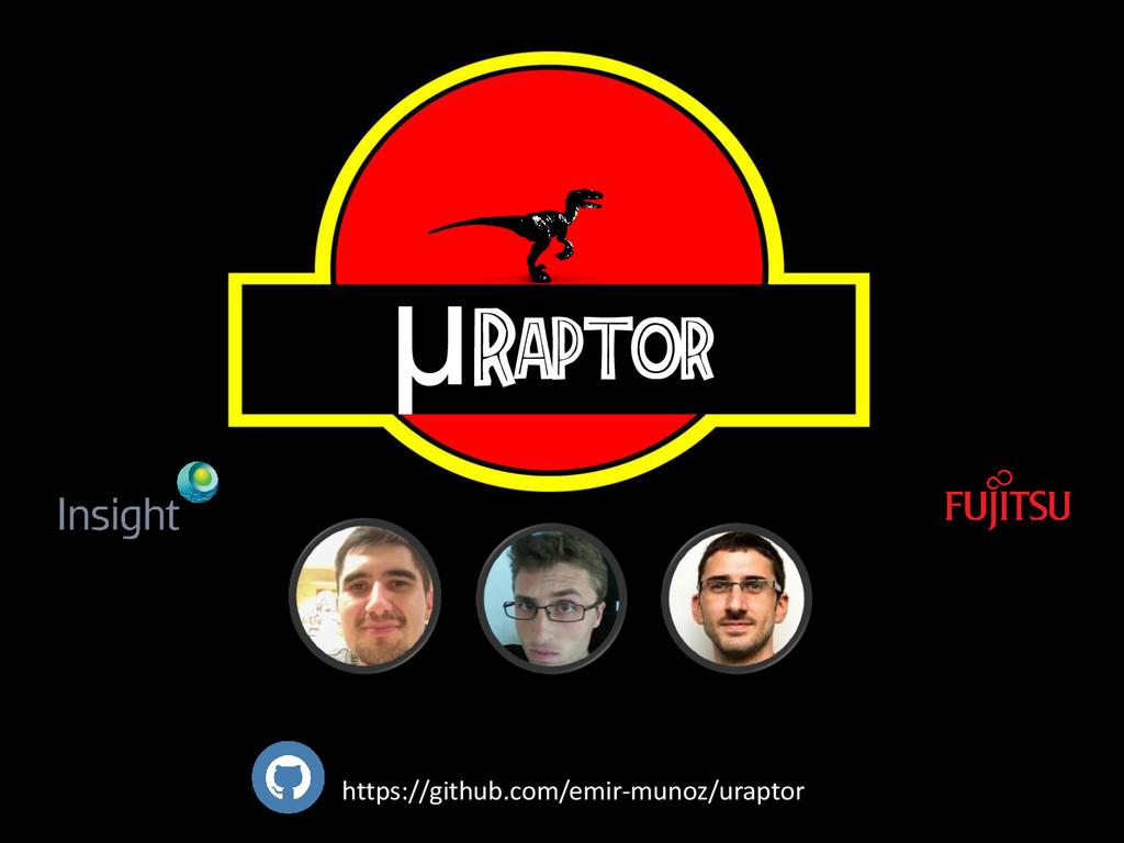 μRaptor https://github.com/emir-munoz/uraptor