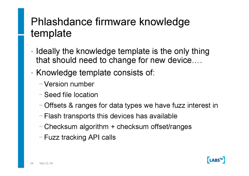 39 May 22, 08 Phlashdance firmware knowledge te...