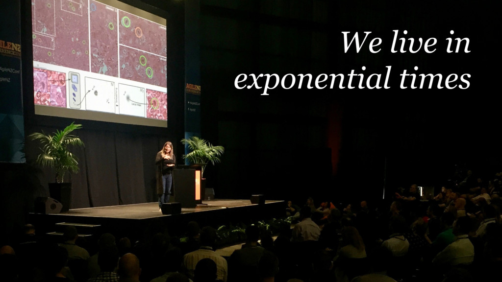 @martincronje We live in exponential times