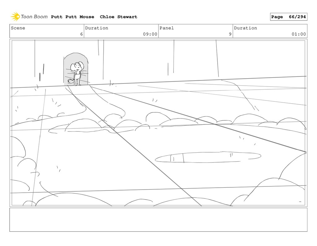 Scene 6 Duration 09:00 Panel 9 Duration 01:00 P...