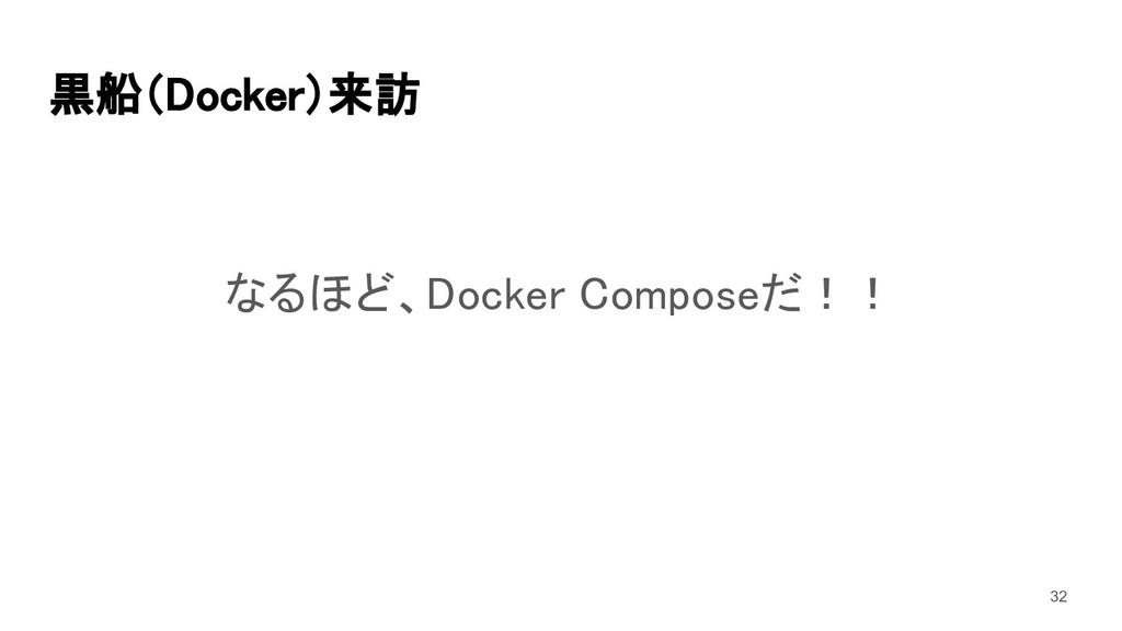 黒船(Docker)来訪 なるほど、Docker Composeだ!! 32