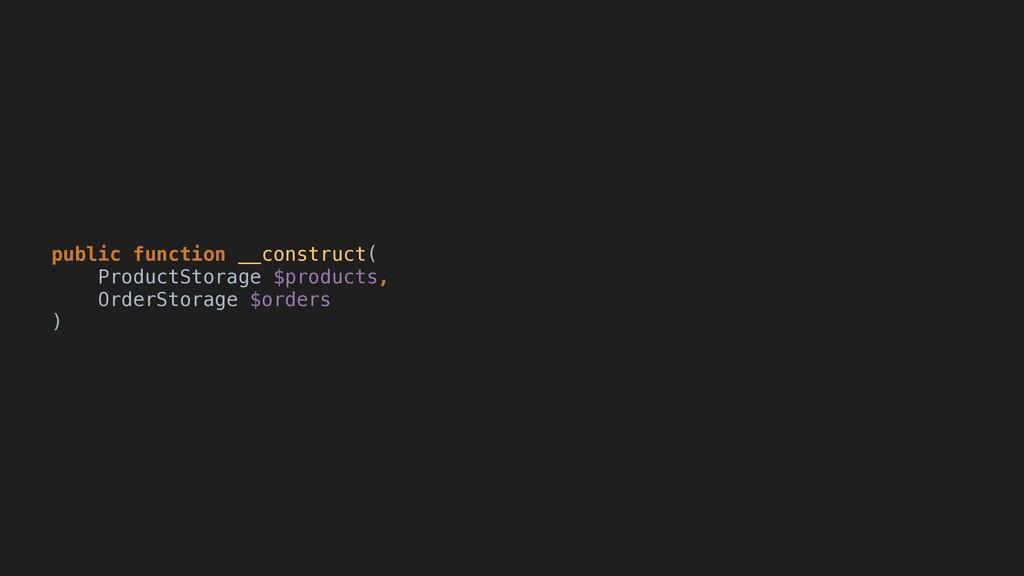 public function __construct( ProductStorage $pr...